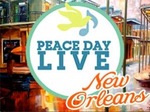 Peace Day Live: New Orleans